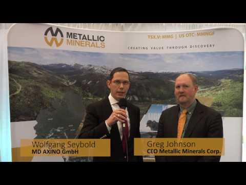 CEO interview Metallic Minerals Corp. - Creating Value through Discovery