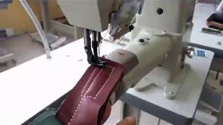 Techsew 2750 Industrial Sewing Machine - Sample PD