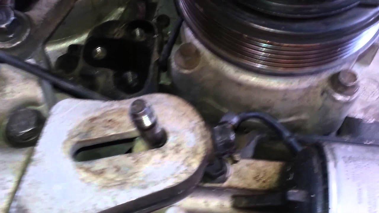 2004 Kia Sorento Power Steering Hose Diagram additionally Fixing A Broken Bolt Of The Serpentine Belt Tensioner Toyota Corolla also 2005 Kia Spectra Radio Wiring Diagram also Auto To Manual Writeup 5 Speed Conversion T181139 furthermore 2002. on kia sedona alternator diagram
