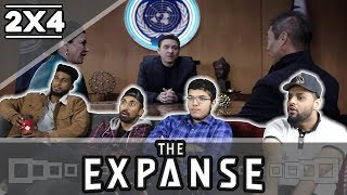 "The Expanse | 2x4 | ""Godspeed"" 