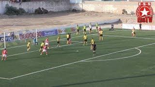 عمرو مرعي يصنع هدف الفوز القاتل للنجم الساحلي في الدقيقة 95..فيديو