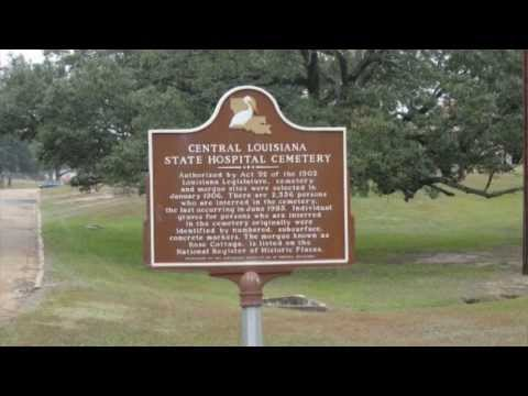 Central Louisiana State Hospital Cemetery PSA