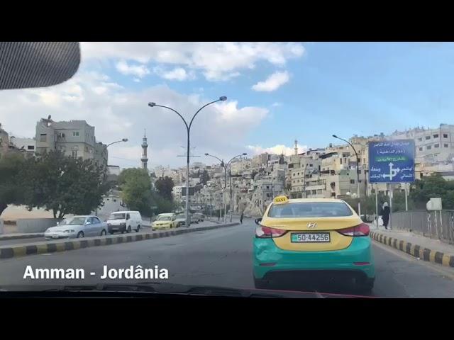 CAPOEIRA in JORDAN / JORDÂNIA