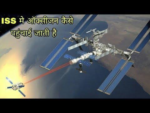 ISS में ऑक्सीजन की supply कैसे की जाती है..How is oxygen produced in ISS
