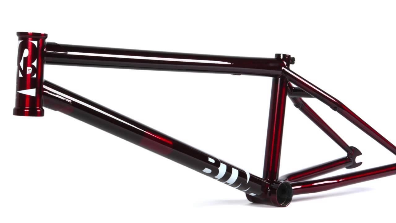 One Hot Product: S&M BTM Frame - TransWorld RideBMX - YouTube