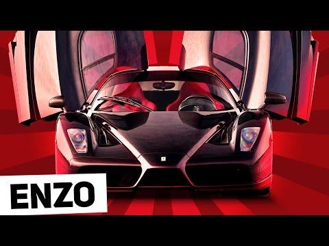 2004 Enzo Ferrari UNBOXING Review: The Carbon Enzo