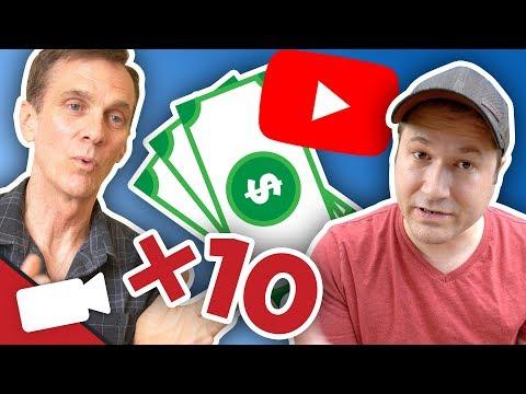 How Steve Grew YouTube Revenue by 10x