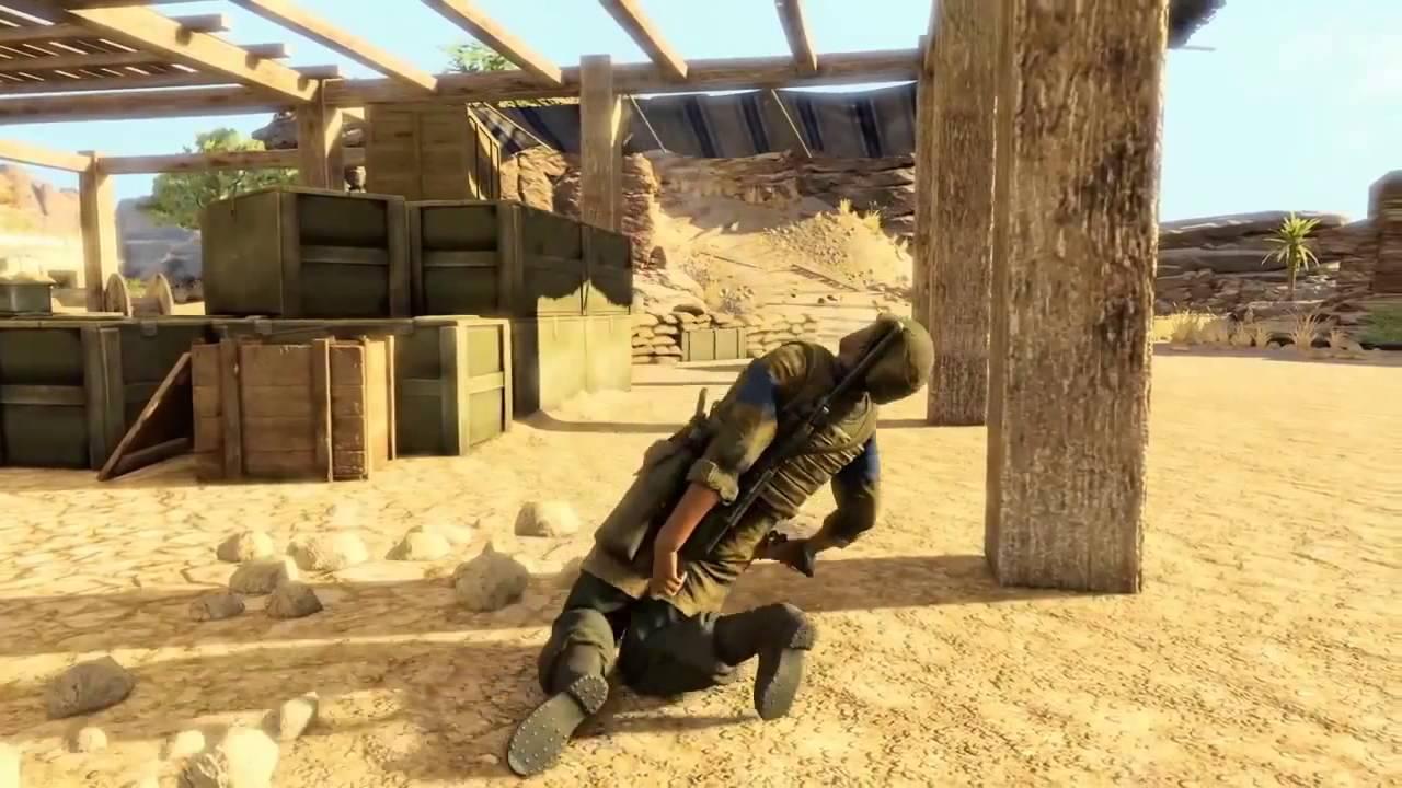 Sniper Elite Won t Launch on Steam