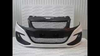Передний бампер Razor на ВАЗ 2190 Лада Гранта