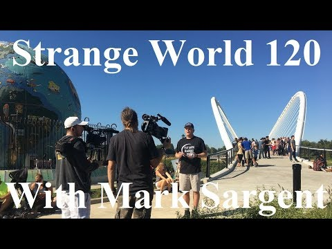 Can anything stop the Flat Earth community? - SW120 - Mark Sargent ✅