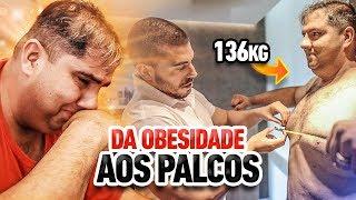 ELE GANHOU O PATROCÍNIO!