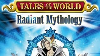 CGR Undertow - TALES OF THE WORLD: RADIANT MYTHOLOGY review for PSP