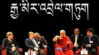 The Dalai Lama engagement with Chinese thinkers and Buddhism Science Dialogue.