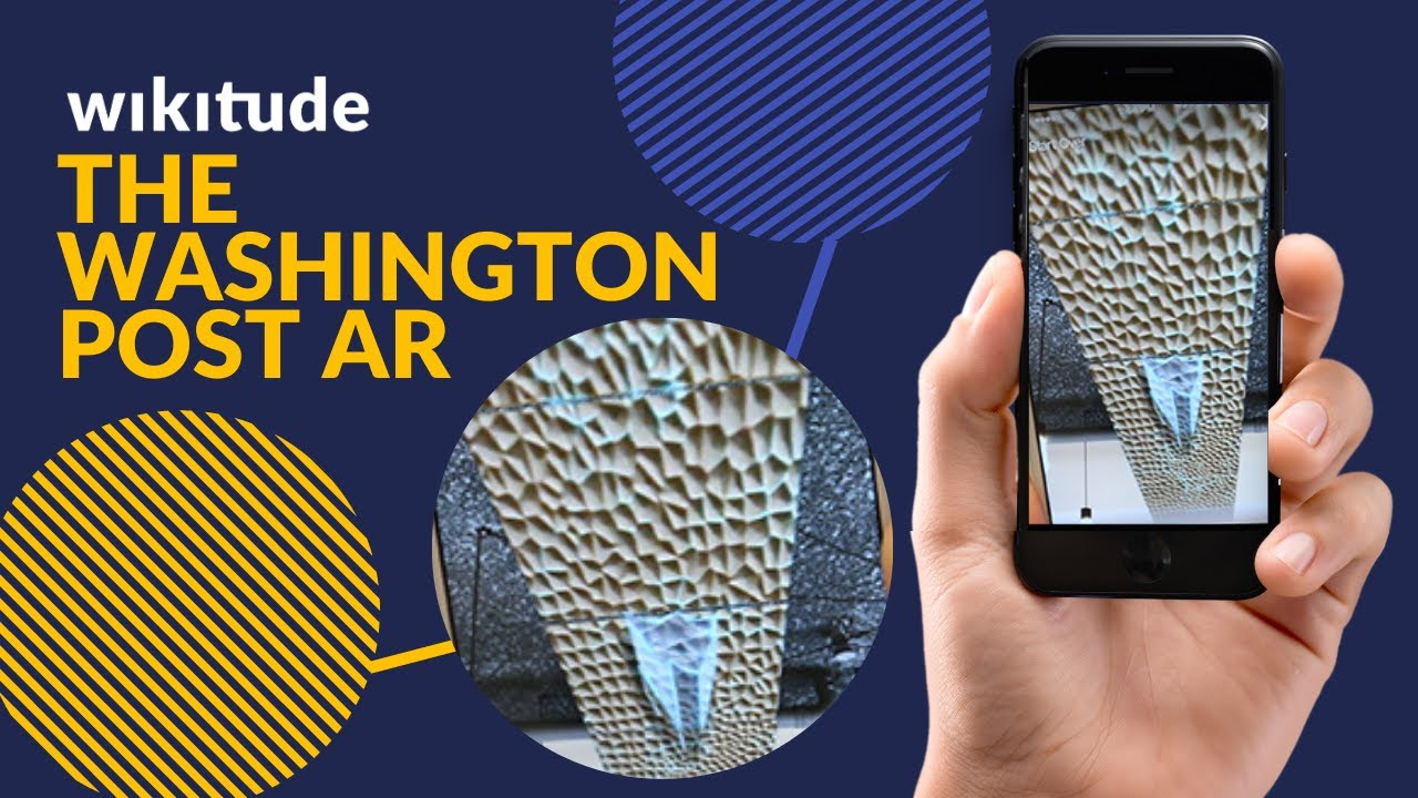 The Washington Post launches augmented reality series