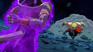 BEERUS FACES OFF WITH BROLY   Dragon Ball FighterZ