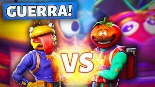 Durr Burger VS Tomato Head - Fortnite Secrets and Theories Season 6