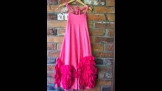 Little Girls Maxi Dresses