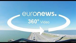 Meddig bírja a tengerszint-emelkedést a nagy holland Zárógát?