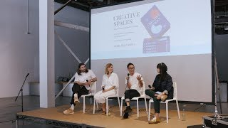 Creative Spaces Book Launch And Panel Discussion