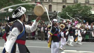KOREAN PARADE / Oct 3rd 2009, Manhattan in NewYork