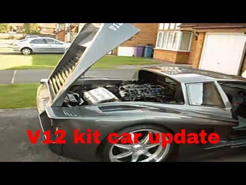 Slc Kit Car >> v12 kit car nemesis update - YouTube