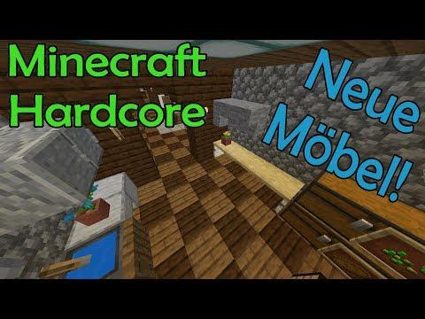 Wir richten mein Haus ein! | Minecraft Hardcore #006