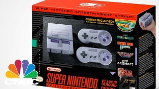 Nintendo Announced Classic Edition Of Its Old Video Games | CNBC