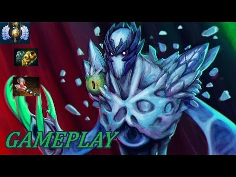 Dota 2 ATOS IS SO GOOD!!  Ancient Apparition Ranked Gameplay DIVINE 5