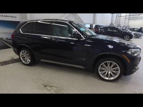 2016 bmw x5 35i xdrive at policaro bmw youtube. Black Bedroom Furniture Sets. Home Design Ideas