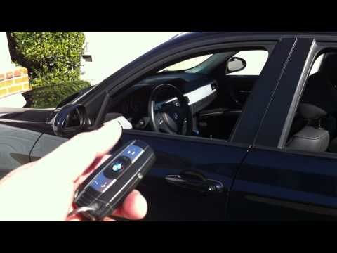 NorCal BMW Coding - mirror fold in and window roll up with your keyfob