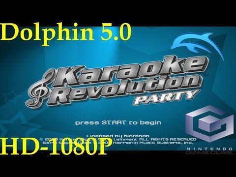 Karaoke Revolution Party [Gamecube] Dolphin 5.0 [1080p HD]