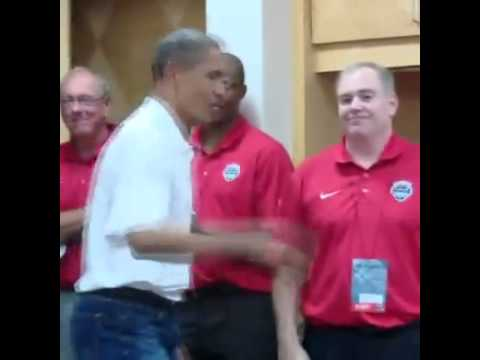 obama meet and greet kevin durant