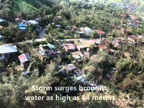 Superstorm Yolanda Aftermath -- 5th Landfall Concepcion, Iloilo