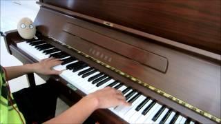 Gambar cover Broken Vessels (Amazing Grace) - Hillsong Worship [Piano Cover]