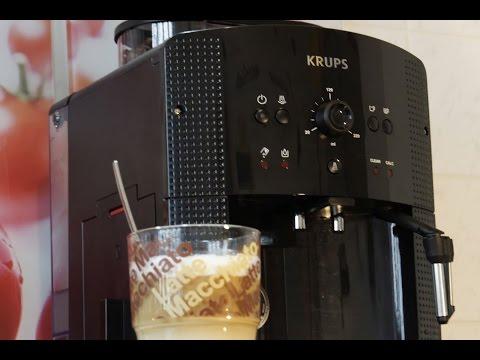 krups ea 8010 after manual clean funnycat tv. Black Bedroom Furniture Sets. Home Design Ideas