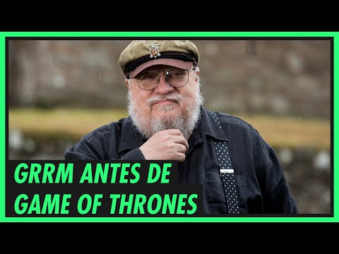 O PASSADO DE GEORGE R.R. MARTIN (antes de Game of Thrones!) ♥