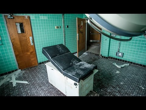 Old Lincoln County Hospital Youtube