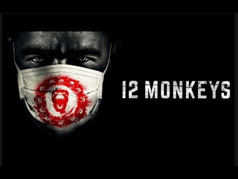 12 обезьян 1 сезон 2015 Сериал Трейлер