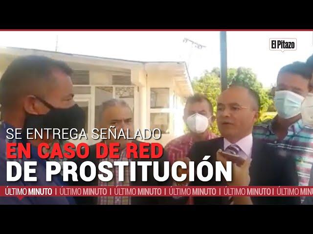 Apure | Señalado en caso de red de prostitución se entregó a las autoridades