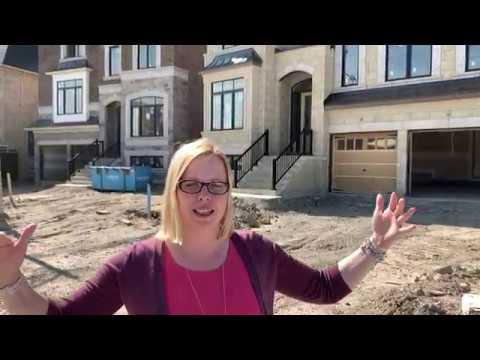 Как строят дома в Торонто и пригородах
