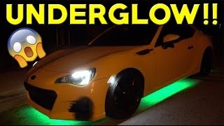 How To Install Underglow On Your Car