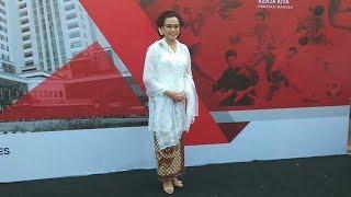 Jadi Inspektur Upacara Hari Kemerdekaan, Sri Mulyani Kenakan Kebaya Rancangan Desainer Didet Maulana