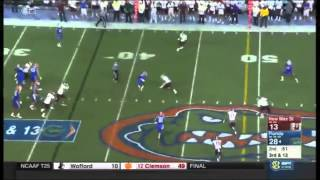 2015: Florida Gators vs. New Mexico State Aggies