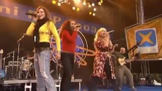 Gimmel (Jenni Vartiainen): Etsit muijaa seuraavaa (live, 2003) YouTube Videos