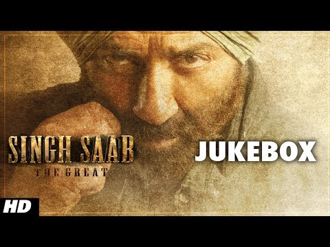 Singh Saab The Great Full Songs Jukebox | Sunny Deol, Amrita Rao