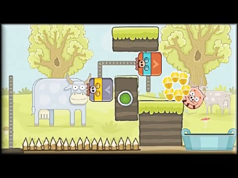 Piggy In The Puddle - Game Walkthrough (full)