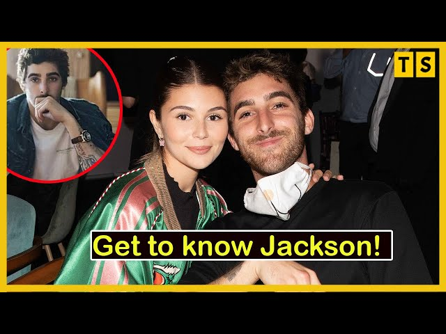 Get to know Olivia Jade\'s Boyfriend, Jackson Guthy, Who is he?