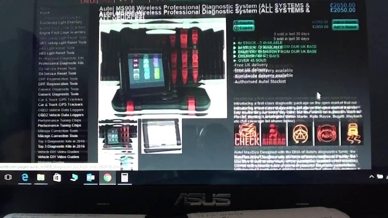 leonardo pricing vs our ferrari lambo aston diagnostic tool - youtube