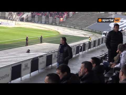 Националните треньори на мача в Пловдив