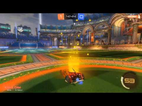 Rocket League - Games 10, 11, and 12: Tequila Sunrise